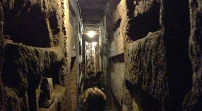 Photo of Historic Site Catacombe di San Callisto at Via Appia Antica, 110, Roma 00179, Italy