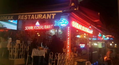 Photo of Restaurant Sokak Restaurant Cengizin Yeri at Beşiktaş, Turkey
