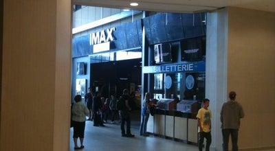 Photo of Movie Theater IMAX des Galeries de la Capitale at 5401 Boulevard Des Galeries, Québec, QC G2K 1N4, Canada