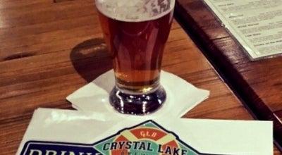 Photo of Brewery Crystal Lake Brewing at 150 N Main St, Crystal Lake, IL 60014, United States
