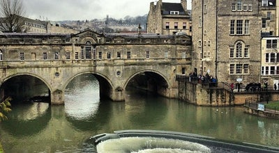 Photo of Bridge Pulteney Bridge at Pulteney Bridge, Bath, United Kingdom