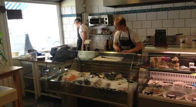 Photo of Seafood Restaurant Fischfabrik at Danziger Str. 24, Berlin 10435, Germany
