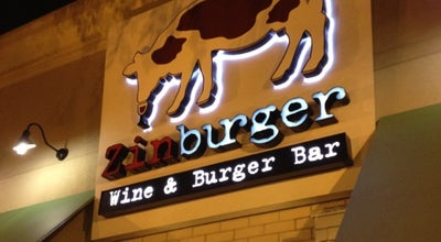 Photo of Burger Joint Zinburger Wine & Burger Bar at 850 State Rt 3 #105, Clifton, NJ 07012, United States