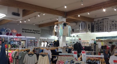Photo of Clothing Store American Apparel at 2654 Main St, Santa Monica, CA 90405, United States