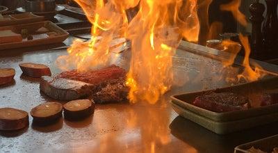 Photo of Steakhouse 宮崎牛鉄板焼ステーキ ミヤチク at 新別府町前浜1401-255, 宮崎市 880-0834, Japan