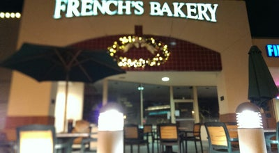 Photo of Bakery French's Bakery at 1170 Baker St, Costa Mesa, CA 92626, United States