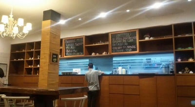 Photo of Cafe Mam Mee Bakery & Kopihaus at Komplek Hotel Zuri Express, Palembang, Indonesia