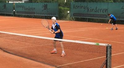 Photo of Tennis Court HLTC Hoogerheide at Hilversum, Netherlands