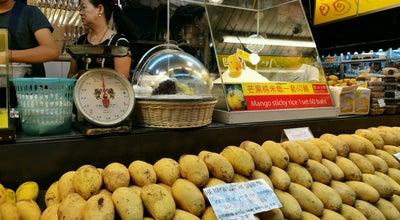 Photo of Dessert Shop ข้าวเหนียวมะม่วงแม่สายทอง at ตลาดโต้รุ่งแม่วิไล, Bang Lamung 20150, Thailand