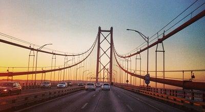 Photo of Bridge Ponte 25 de Abril at A2 / Ip7, Lisboa 2805, Portugal