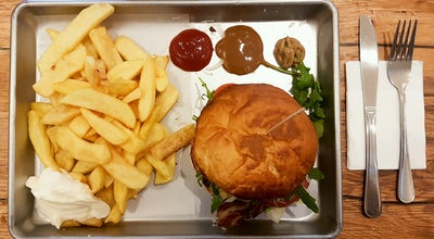 Photo of American Restaurant Better Burger Company at Spitalerstr. 22, Hamburg 20095, Germany