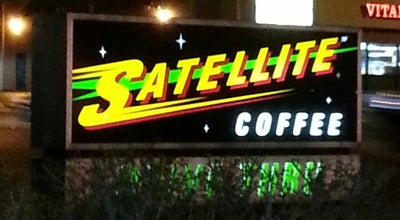 Photo of Coffee Shop Satellite Coffee at 8405 Montgomery Blvd Ne, Albuquerque, NM 87111, United States