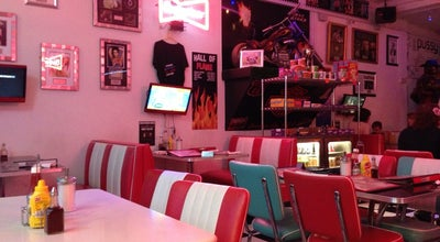 Photo of American Restaurant Harleywood American Diner at 246 Terminus Rd, Eastbourne BN2 2 8, United Kingdom