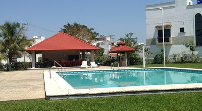 Photo of Pool Alberca Real del angel at Real Del Angel, Villahermosa, Mexico