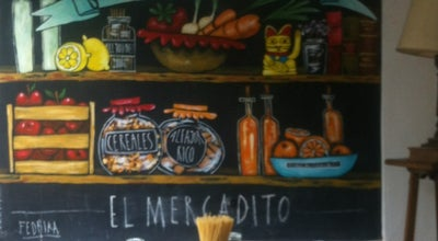 Photo of Vegetarian / Vegan Restaurant El Mercadito Friendly & Fresh at Arístides Villanueva 521, Mendoza 5500, Argentina