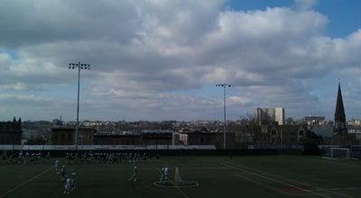 Photo of Baseball Field Dobbelaar Baseball Field at De Baun Athletic Field Complex, Hoboken, NJ, United States