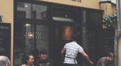 Photo of Coffee Shop BEN RAHIM at Sophienstr. 7, Berlin 10178, Germany