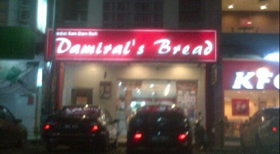 Photo of Bakery Damiral's Bread at Malaysia