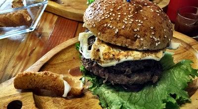 Photo of Burger Joint La Burguesa at 17 Poniente 5304, Puebla, Mexico