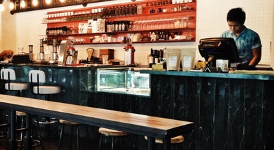 Photo of Coffee Shop Common Man Coffee Roasters at 22 Martin Rd. #01-00., Singapore 239058, Singapore