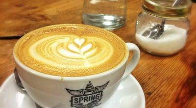 Photo of Coffee Shop Spring Espresso at 45 Fossgate, York YO1 9TF, United Kingdom