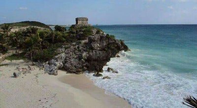 Photo of Beach Tulum at Mexico