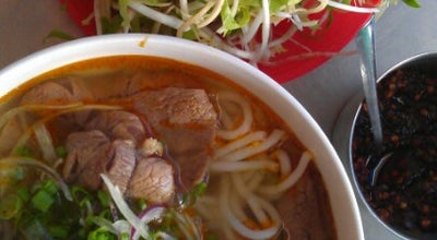 Photo of Vietnamese Restaurant Bún Bò Huế O Thi at 20a, Nha Trang, Vietnam
