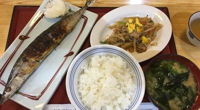 Photo of Japanese Restaurant 柏崎扇町食堂 at 扇町3-19, 柏崎市 945-0044, Japan