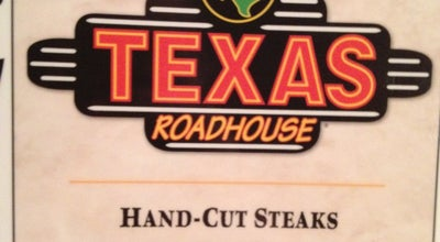 Photo of Steakhouse Texas Roadhouse at 120 Morrell Rd, Knoxville, TN 37919, United States