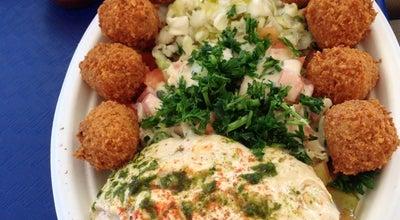 Photo of Falafel Restaurant Falafel Stop at 1325 Sunnyvale Saratoga Rd, Sunnyvale, CA 94087, United States