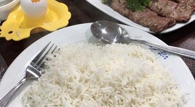 Photo of Persian Restaurant Kasra Restaurant | رستوران کسری at Tarbiyat St., Tabriz, Iran