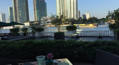 Photo of Restaurant The Verandah at 48 Oriental Ave., Bangkok 10500, Thailand