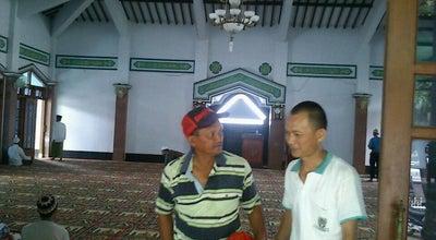 Photo of Mosque Masjid Agung Al Ittihad, Kp. Curug, Kel. Pakan Sari, Cibinong at Jl. Raya Tegar Beriman, Kp. Curug, Kel. Pakansari, Cibinong 16320, Indonesia