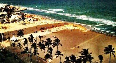 Photo of Beach Praia do Pina at Av. Boa Viagem, Recife 51011-000, Brazil
