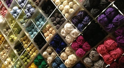 Photo of Arts and Crafts Store Lion Brand Yarn Studio at 34 W 15th St, New York, NY 10011, United States