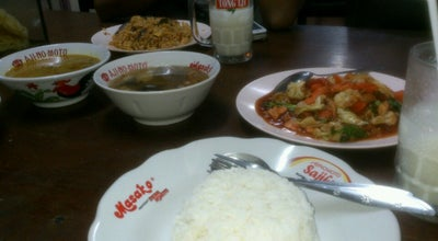 Photo of Asian Restaurant RM Joyo Roso at Jalan Pandanaran 265, Boyolali 57313, Indonesia
