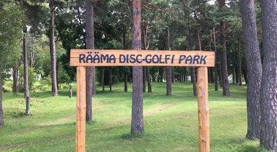 Photo of Disc Golf Pärnu Rääma disc golfi park at Estonia