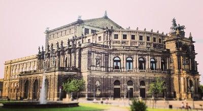 Photo of Plaza Theaterplatz at Theaterplatz, Dresden 01067, Germany