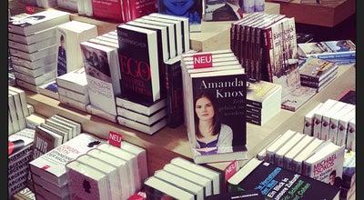 Photo of Bookstore Hugendubel at Rostock, Germany