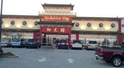 Photo of Asian Restaurant Forbidden City at Gunbarrel Rd, Chattanooga, TN 37421, United States