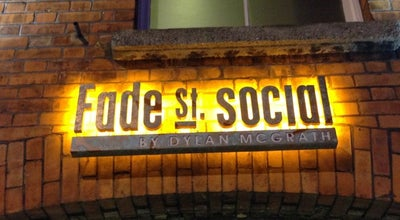 Photo of Gastropub Fade St. Social at 6 Fade St, Dublin 2, Ireland