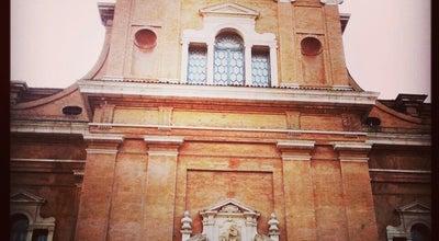 Photo of Church Basilica della Beata Vergine della Ghiara at Corso Garibaldi, 44, Reggio Emilia 42121, Italy