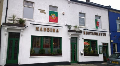 Photo of Mediterranean Restaurant Madeira Restaurant at 2 Guildford Crescent, Cardiff CF10 2HJ, United Kingdom