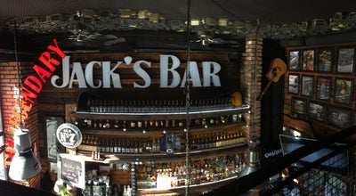 Photo of Modern European Restaurant Jack's Bar and Restaurant Cinema at Bracka 18, Poland