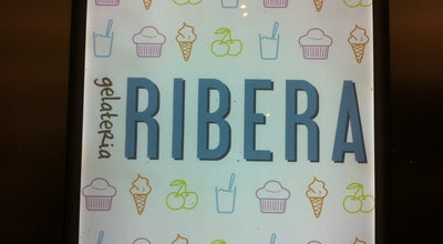 Photo of Ice Cream Shop Ribera at Via Xx Settembre, Brescia, Italy