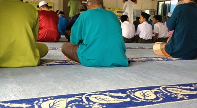 Photo of Mosque Masjid Jamek Al-Munawarah at Taman Kota Masai, Pasir Gudang 81700, Malaysia