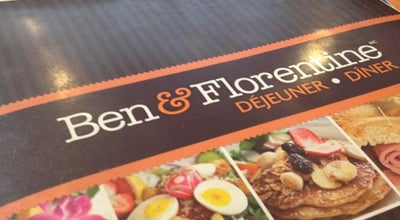 Photo of Breakfast Spot Ben & Florentine at 6835 Boul. Taschereau, Brossard, QC J4Z 1A7, Canada