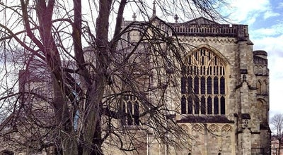 Photo of Church Winchester Cathedral at 1 The Cl, Winchester SO23 9LS, United Kingdom