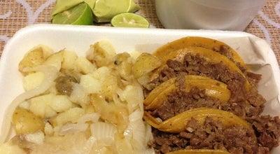 Photo of Taco Place Tacos Chuy at Av. 5 De Mayo, Guadalupe, Mexico