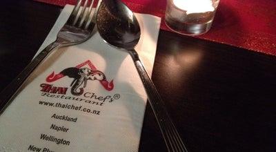 Photo of Thai Restaurant Thai Chef's Restaurant at 1 Blair St, Wellington 6011, New Zealand